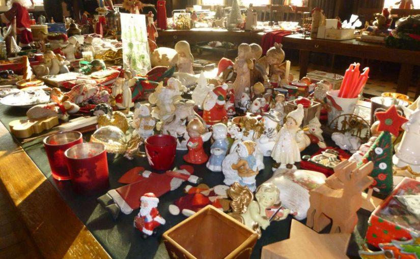 Weihnachtsdekotrödel am Mendener-Herbst-Sonntag