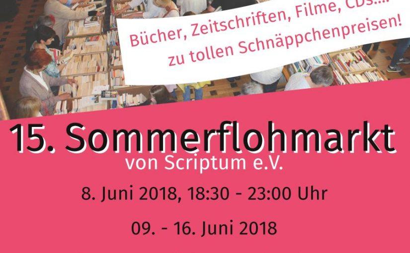 Sommerflohmarkt 2018